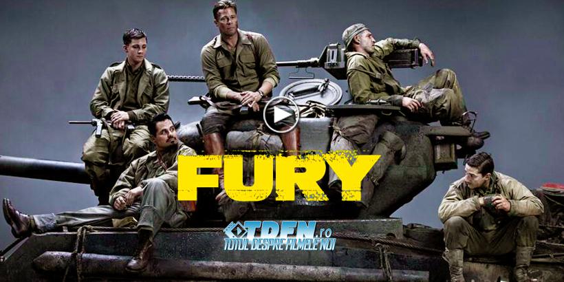 Drama Membrilor Tancului Condus De BRAD PITT, În Noul Trailer Fantastic Pentru Filmul FURY