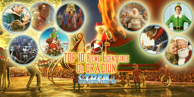 TOP 10 Filme Esenţiale De CRĂCIUN Pe Care Trebuie Să le Vezi