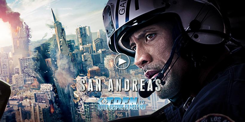 Trailer Final SAN ANDREAS: Distrugerea Californiei Aduce Momente Cumplite Pentru Dwayne Johnson