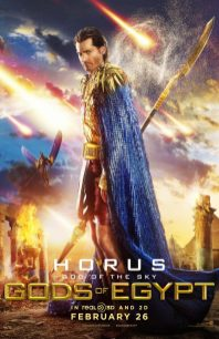 Gods Of Egypt: Horus