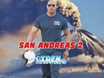SAN ANDREAS 2: DWAYNE JOHNSON Va Lupta Cu Vulcanii Din Cercul De Foc Al Pacificului