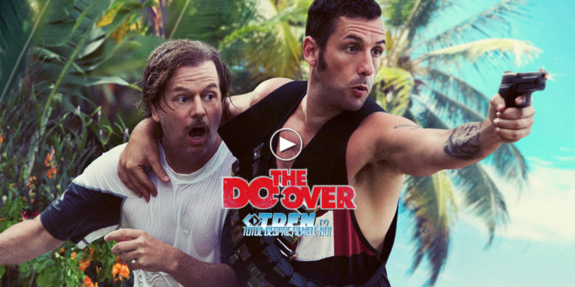 Trailer THE DO-OVER: Comedia De Acţiune Cu ADAM SANDLER Şi DAVID SPADE