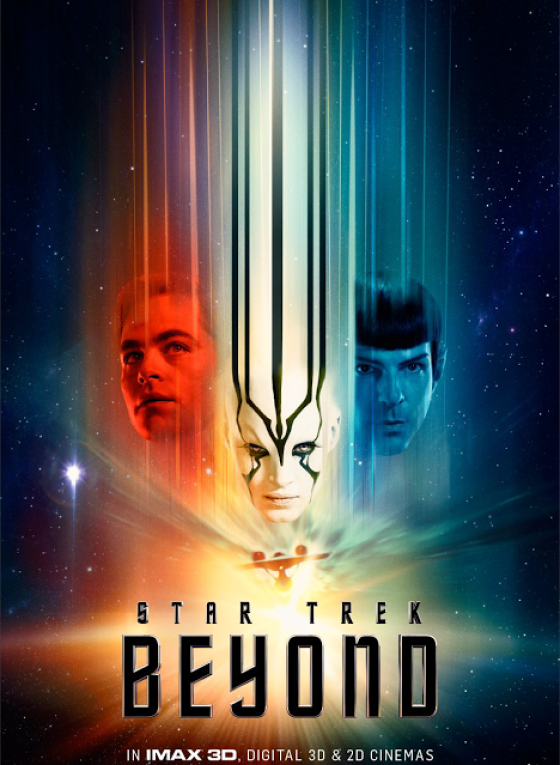 Primul poster STAR TREK BEYOND