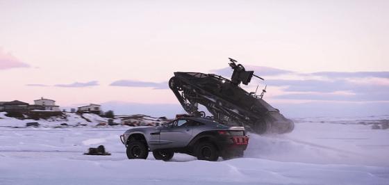 FAST 8: Clip Nou De La Filmările Din Islanda