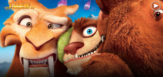Clip nou Ice Age: Collision Course