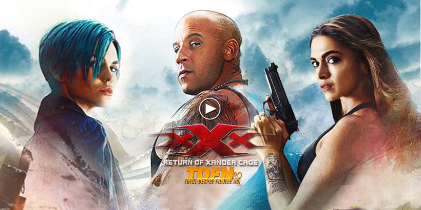 Primul Trailer xXx RETURN OF XANDER CAGE: Arme, Femei, VIN DIESEL Şi Multă Acţiune