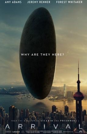 Poster Arrival: Shanghai