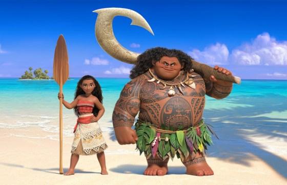 Maui şi Moana