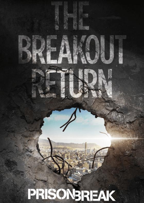 PRISON BREAK SEZONUL 5