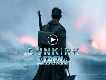 Primul Trailer DUNKIRK: Noul Thriller De Acţiune Al Regizorului CHRISTOPHER NOLAN