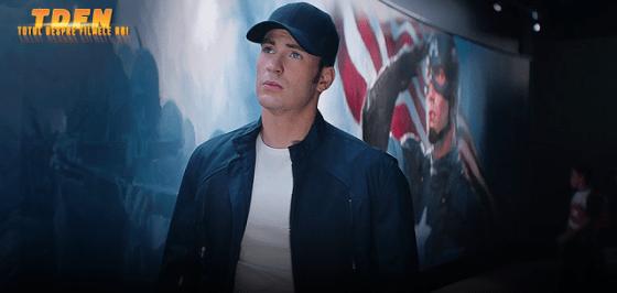 Steve Rogers, a renunţat la scutul şi armura lui Captain America.