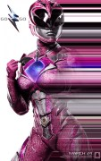 Poster Power Rangers: Pink