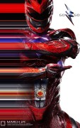 Poster Power Rangers: Red