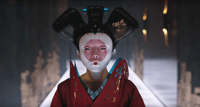 Ghost In The Shell: Gheisa Robot