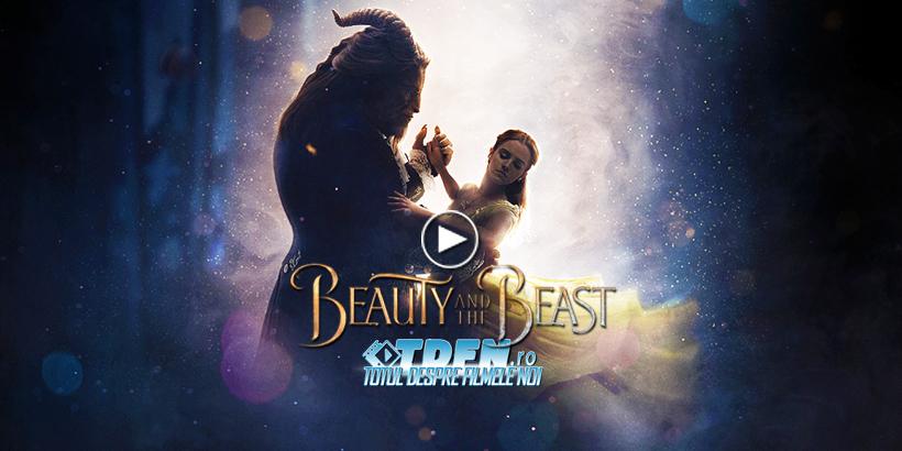 Primul Trailer Complet BEAUTY AND THE BEAST: Fantezia Basmului Clasic Prinde Viaţă