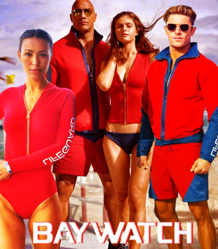 Primul Trailer BAYWATCH