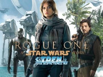 ROGUE ONE: A STAR WARS STORY Cucereşte Boxoffice-ul În Doar Două Zile