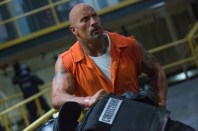 The Fate Of The Furious : Dwayne Johnson
