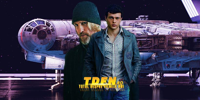 TDFN: Woody Harrelson Va Fi Mentroul Lui Han-Solo