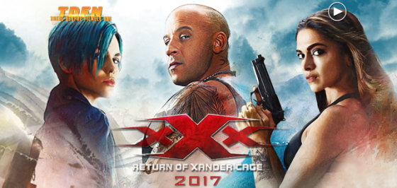 XXX 3: RETURN OF XANDER CAGE