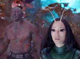 Guardians Of The Galaxy Vol 2: Drax şi Mantis