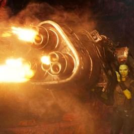Guardians Of The Galaxy Vol 2: Gamora