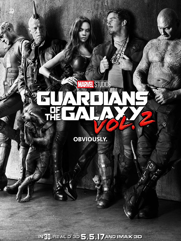 POSTER Guardians Of The Galaxy Vol 2
