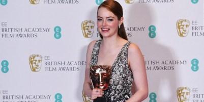 BAFTA Awards 2017: Emma Stone