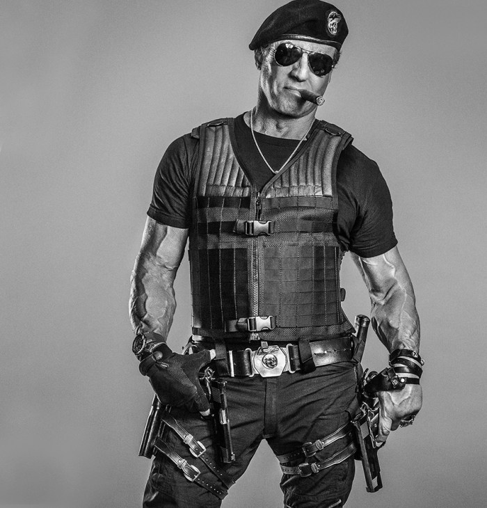 Sylvester Stallone a renunţat la Expendables 4