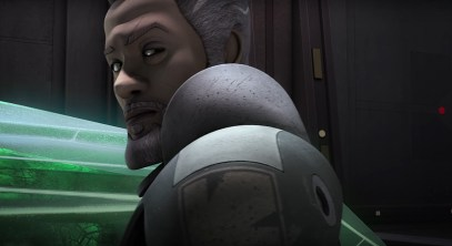 Star Wars Rebels: Saw Gerrera
