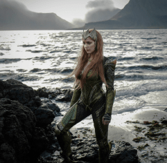 Justice League 2017: Mera (Amber Heard)