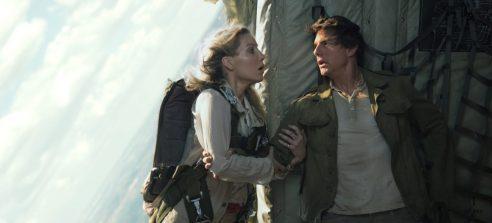 The Mummy 2017: Annabelle Wallis şi Tom Cruise