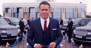 The Hitman's Bodyguard: Ryan Reynolds