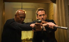 The Hitman's Bodyguard: Ryan Reynolds și Samuel L. Jackson