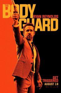 The Hitman's Bodyguard Poster: Ryan Reynolds