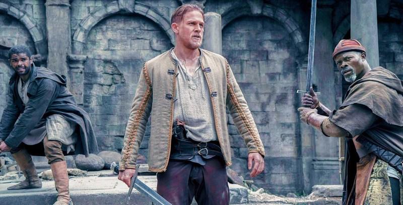 King Arthur: Legenda Sabiei (2017) Charlie Hunnam