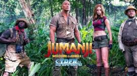 În Primul Trailer JUMANJI: WELCOME TO THE JUNGLE Dwayne Johnson Intră În Jocul Iconic