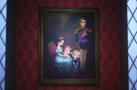 Olaf's Frozen Adventure (2017) Portret de familie