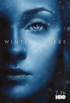 Game Of Thrones Season 7 Poster: Sansa Stark