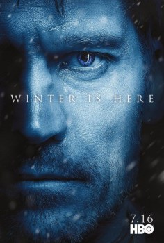 Game Of Thrones Season 7 Poster: Jaime Lannister