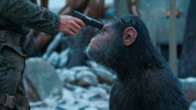 War For The Planet Of The Apes: Caesar