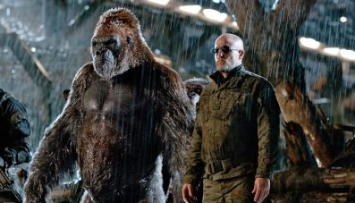 War For The Planet Of The Apes: Woody Harrelson