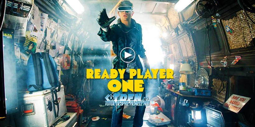 Vezi Primul Trailer Pentru READY PLAYER ONE: Adaptarea SF Regizată De Steven Spielberg