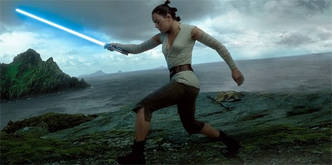 Star Wars: The Last Jedi - Rey