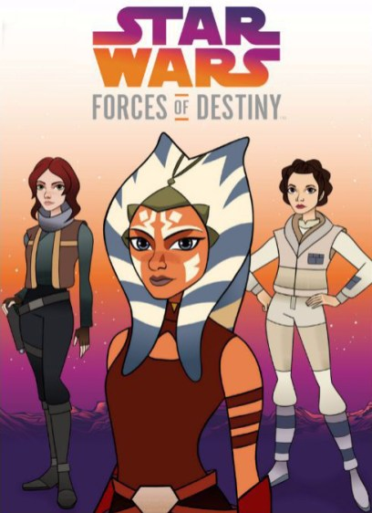 The Forces Of Destiny Poster
