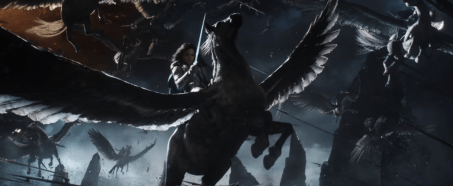Valkyrie in Thor Ragnarok (Tessa Thompson)