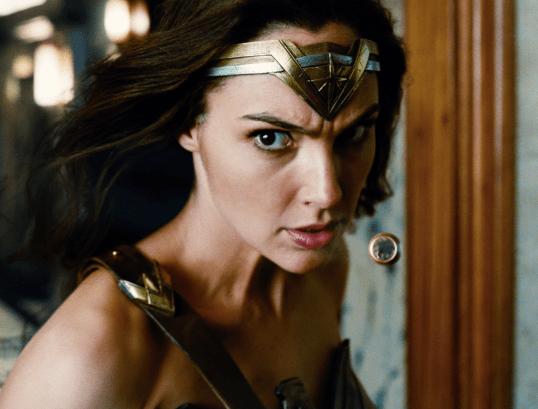 Justice League (2017) Gal Gadot (Wonder Woman)