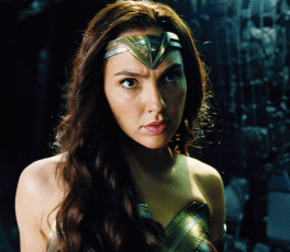 Justice League (2017) Gal Gadot (Wonder Woman)