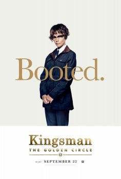 Kingsman: The Golden Circle: Halle Berry