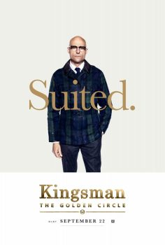 Kingsman: The Golden Circle: Mark Strong